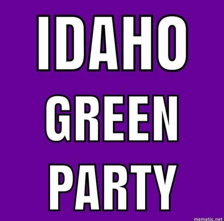 The Green Party of Idaho