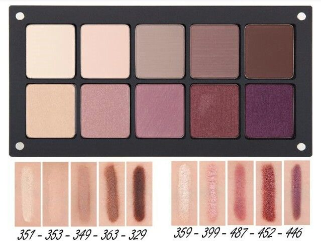 """Inglot """"must have"""" choice eyeshadow pick <3"""