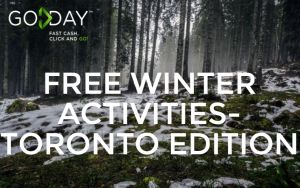 Free Winter Events- Toronto Edition