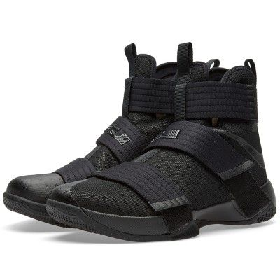 Nike LeBron Soldier 10 (Black)