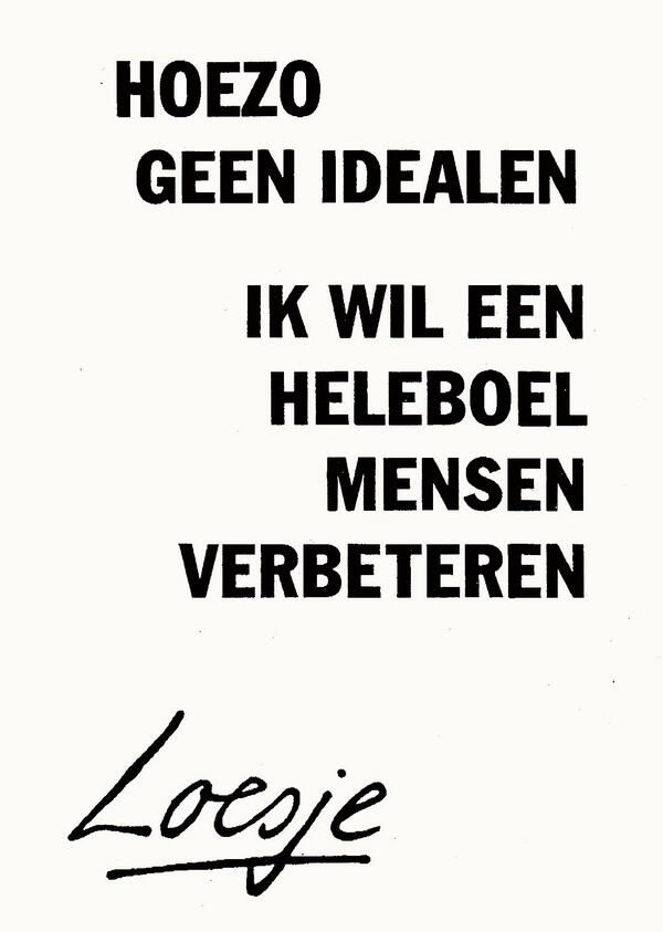 Citaten Loesje Posters : Best images about loesje en onderwijs on pinterest