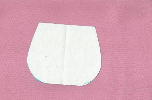 [转载]宝女手作--小巧元宝手提包教程!!详细步骤和图纸~
