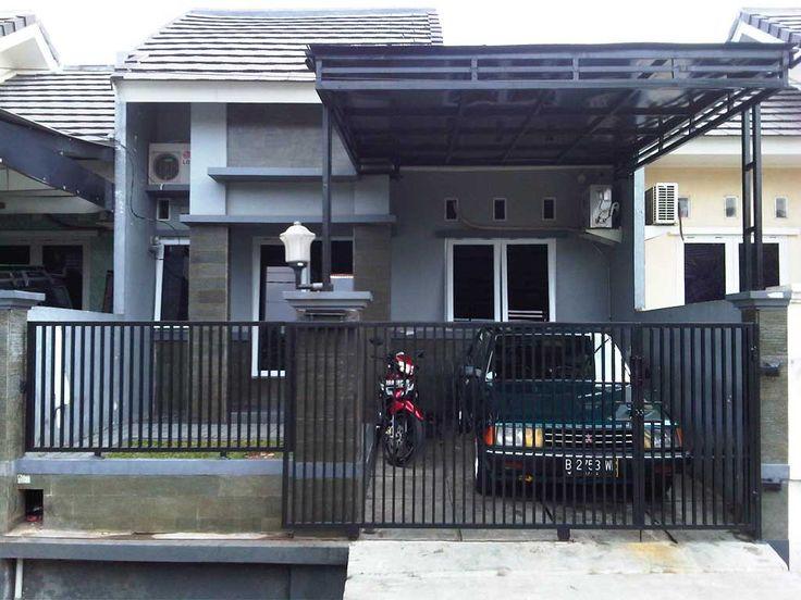 Tips dan Contoh Desain Garasi Rumah Minimalis - http://www.rumahidealis.com/tips-dan-contoh-desain-garasi-rumah-minimalis/