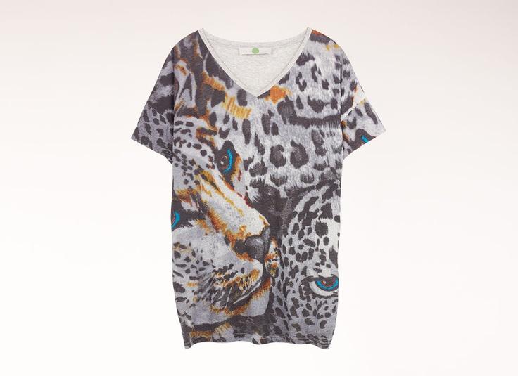 Stella McCartney Organic Cotton Leopard Print Dress: Stella Organizations, Stella Mccartney, Cotton Leopards, Leopards Prints Dresses, Organizations Cotton, Woman Dresses, Animal Prints, Organizations Leopards, Dresses Journellstellafno