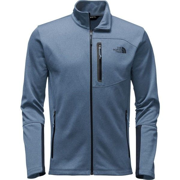 The North Face Canyonlands Full-Zip Jacket (84,830 KRW) ❤ liked on Polyvore featuring men's fashion, men's clothing, men's activewear, men's activewear jackets and mens activewear