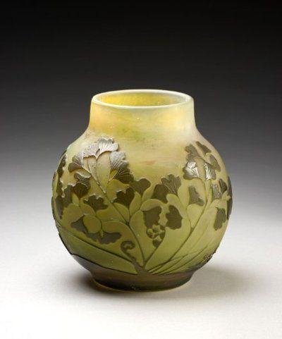 Váza | Emile Gallé | 1900 | Www.Esbirky.Cz | CC0