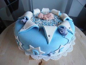 Geboorte - Open ster Jongen