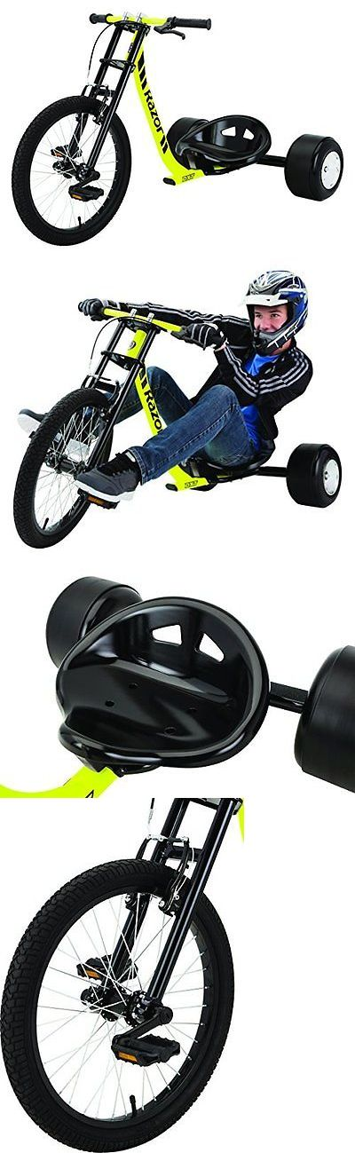 Complete Go-Karts and Frames 64656: Razor Scooter Drift-Trike Adult Tricycle Bike Drifting Go Kart Big Wheel Teens -> BUY IT NOW ONLY: $160.99 on eBay!