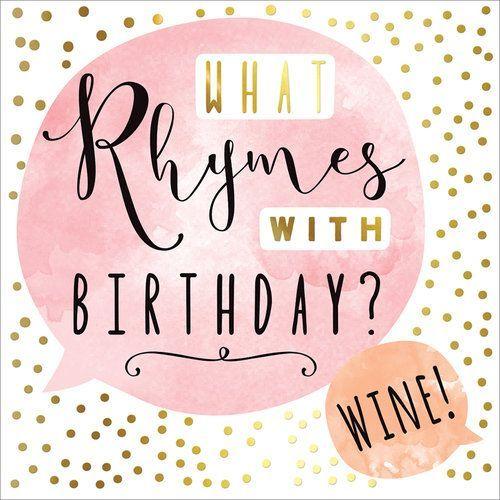 Umm, Wine. Hello? #winelovers #winewednesday #birthday