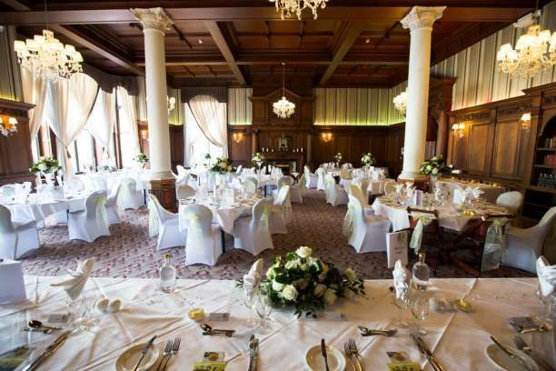 The Royal York Hotel Wedding Venue North Yorkshire