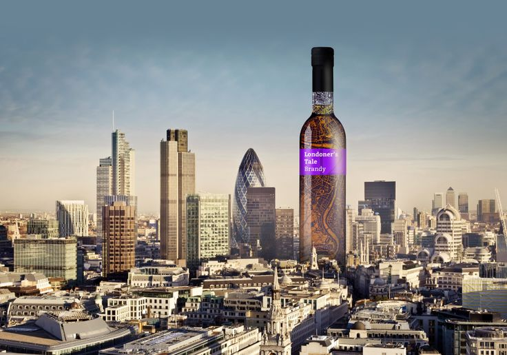 Everyone in London has a story to tell. Tell yours with Londoner's Brandy