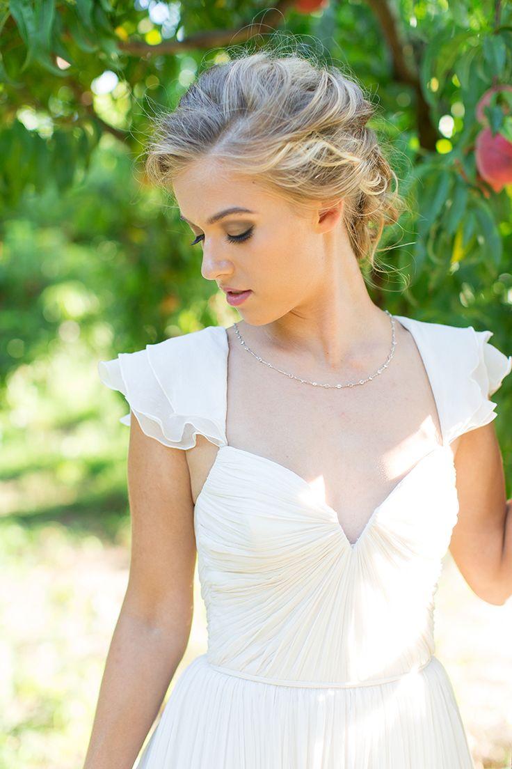 Backyard Wedding Hair Ideas : Images about hair inspiration on wedding
