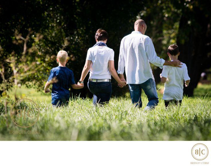 Bridget Corke Photography - Delta Park Family Shoot: