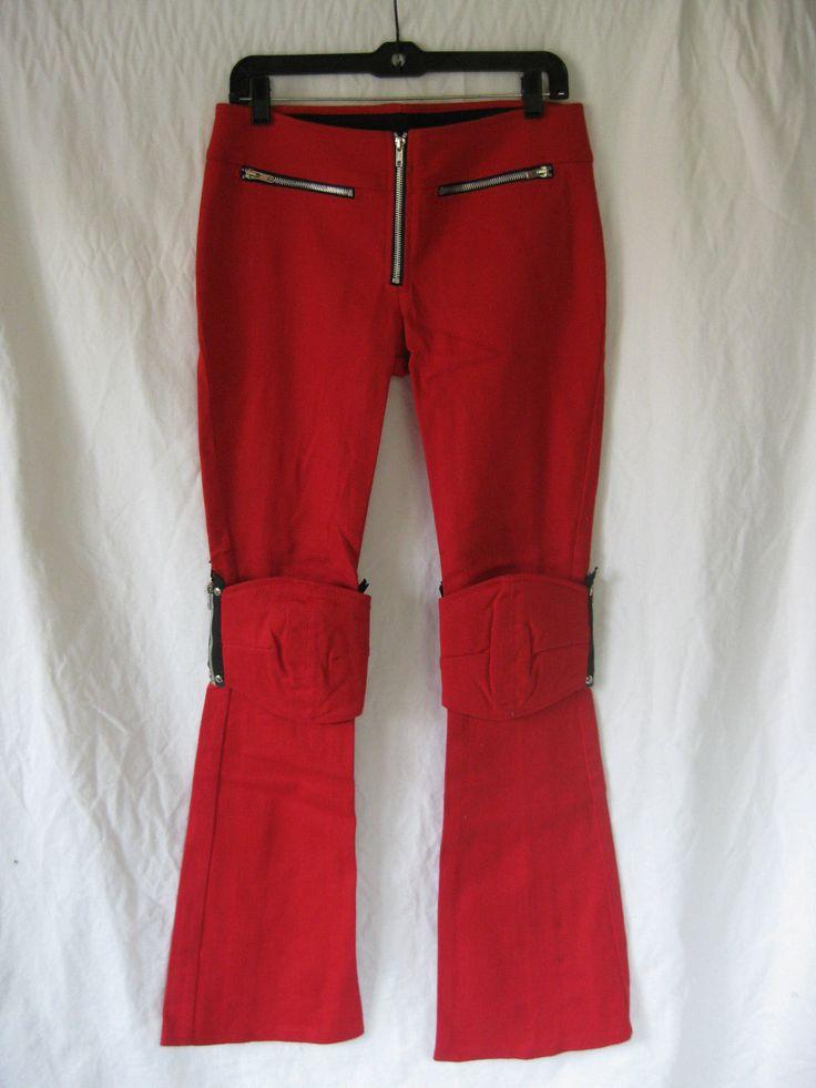 LIP SERVICE Roller Derby (?) pants #322