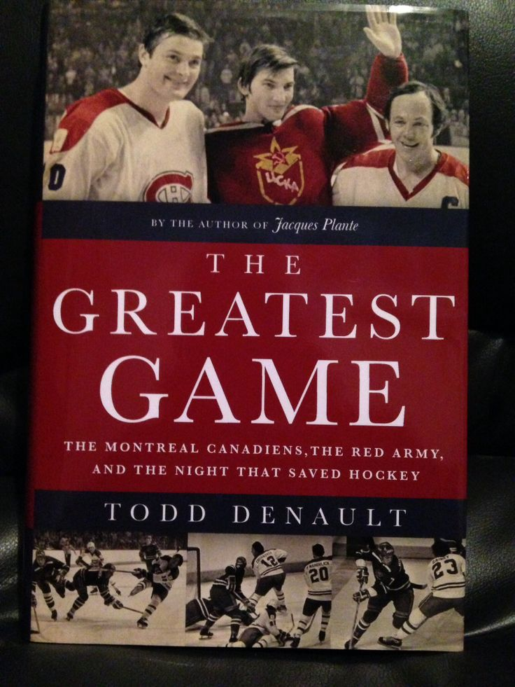 The Greatest Game: Montreal Canadiens vs Soviet Red Army
