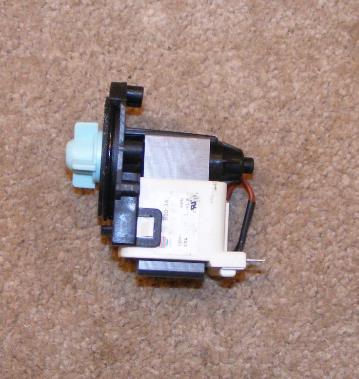 674000600082 Danby Dishwasher Drain Pump