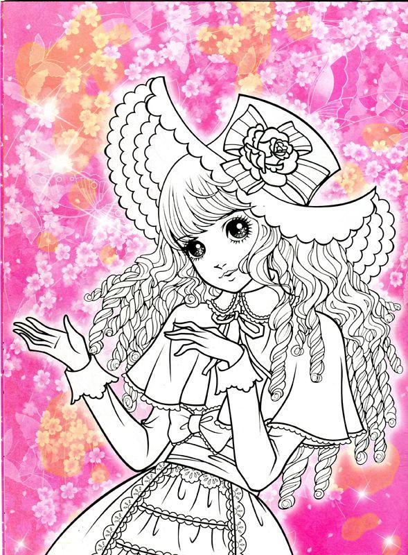 takahashi macoto coloring pages - photo#28