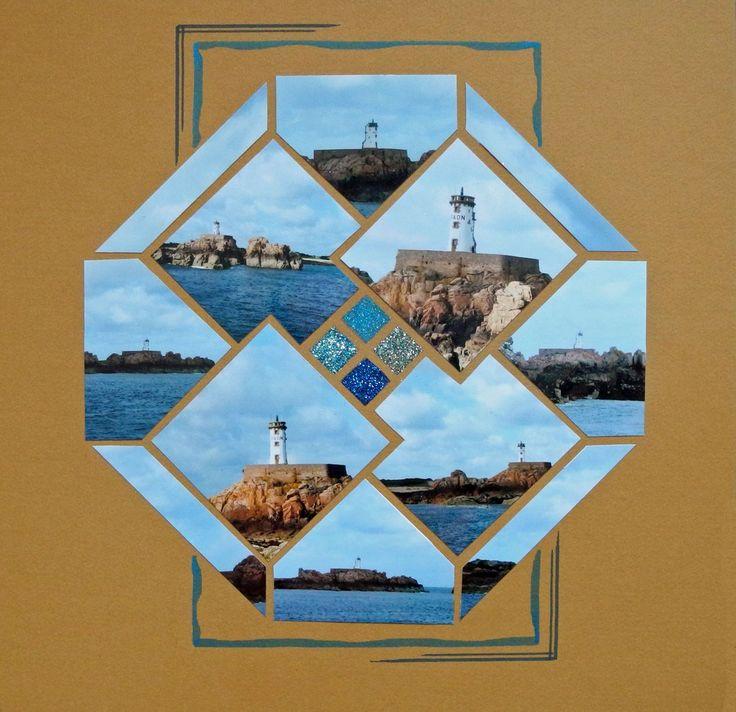 Bréhat le phare du Paon (gab. Card Tricks de Léa France)