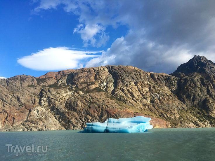 Аргентина, Эль Чальтен: попробовать ледолазание