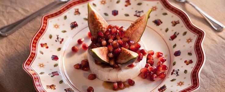 camembert figa granat mniam
