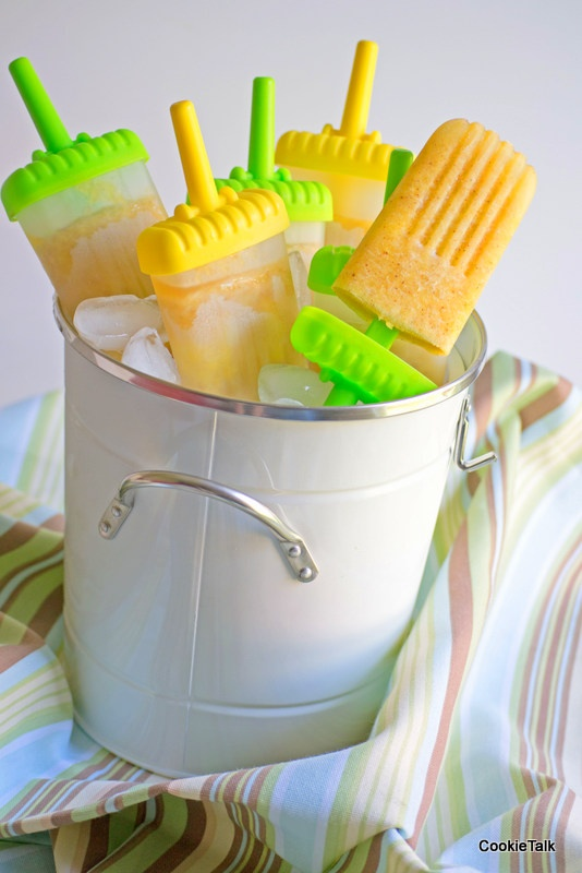 spicy pineapple ice pops more pineapple popsicle pineapple ice spicy ...