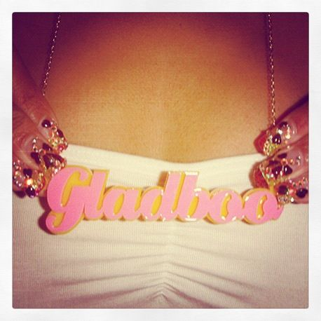 "custom chain, ""graduate""Custom Chains, Names Necklaces, Portraits Ideas, Custom Necklaces, Melody Ehsani"