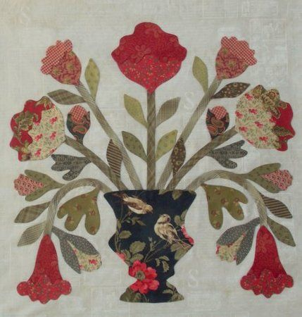 Sew Graceful Quilting: Shop | Category: Block of the Month | Product: When the Cold Wind Blows by Blackbird Designs