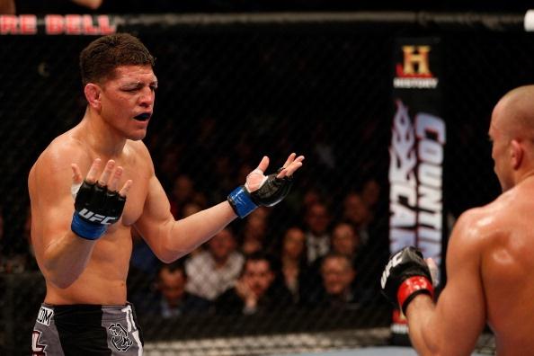 The Cage, MMA en México, Nick Diaz decepcionado por el manejo de UFC 158
