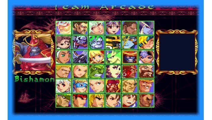 Darkstalkers vs  Street Fighter V5 - Mugen Download   Mugen