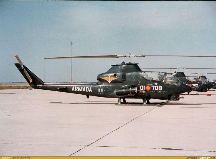 AviationCorner.net - Aircraft photography - Bell AH-1G-BF Cobra