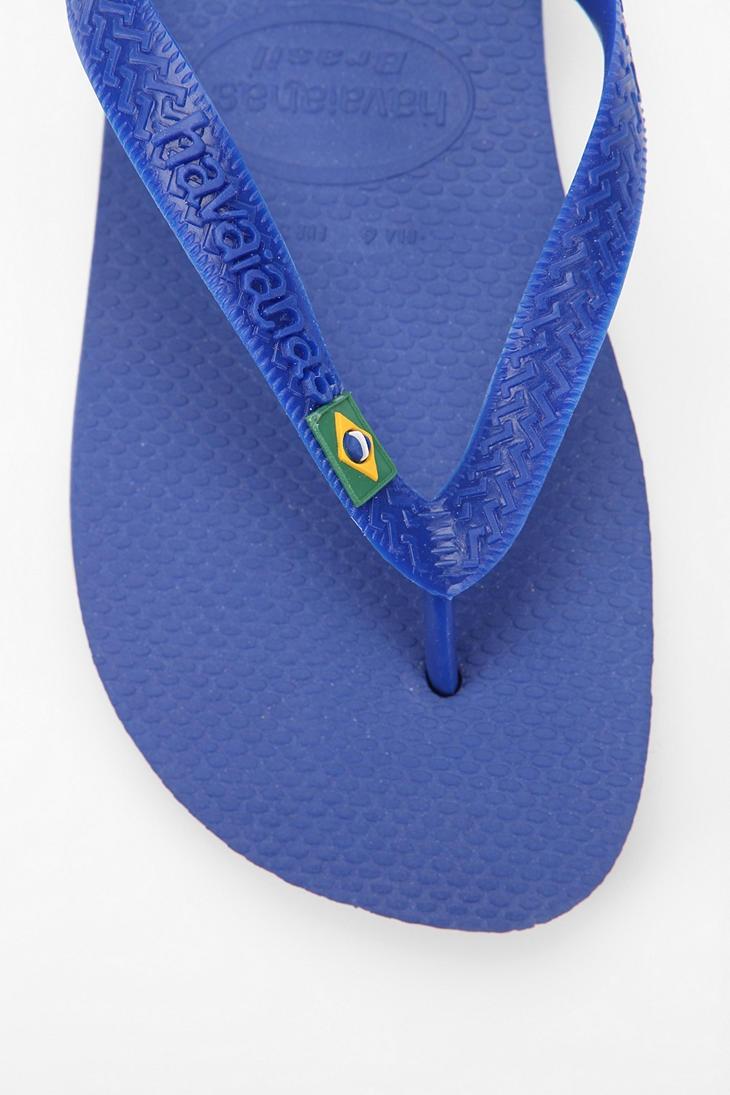 Always. Havaianas Brasil Thong Sandal #urbanoutfitters
