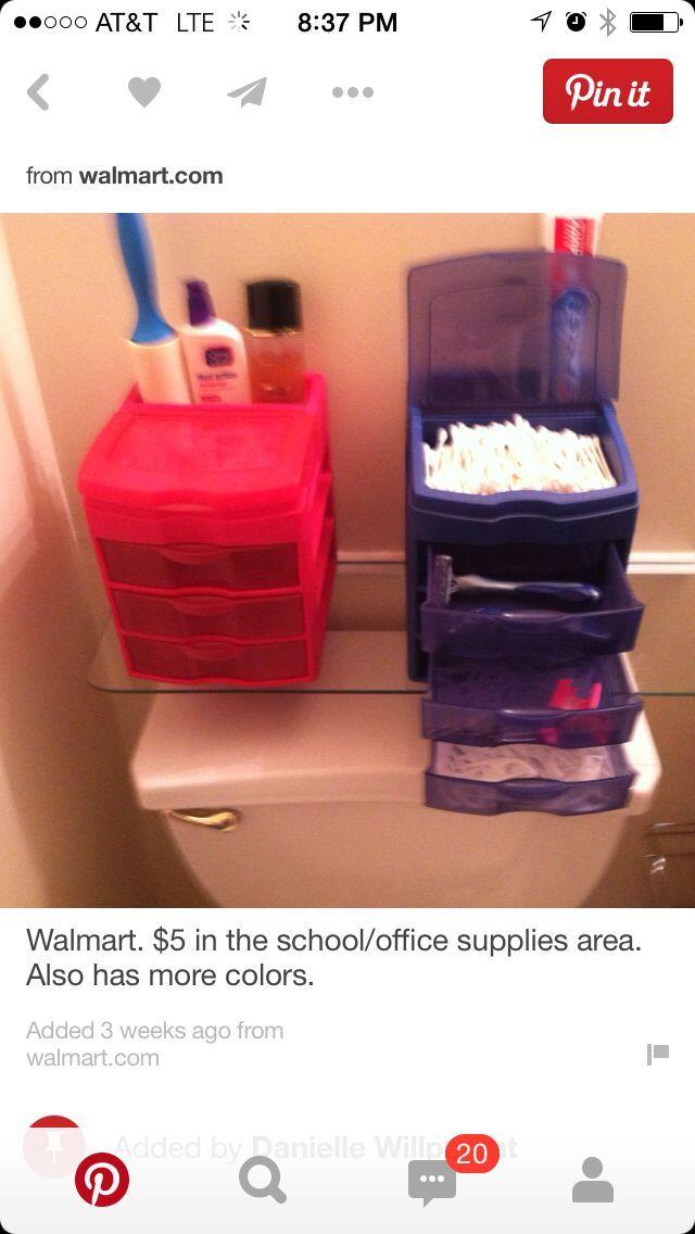 good for kids teens college bathroom