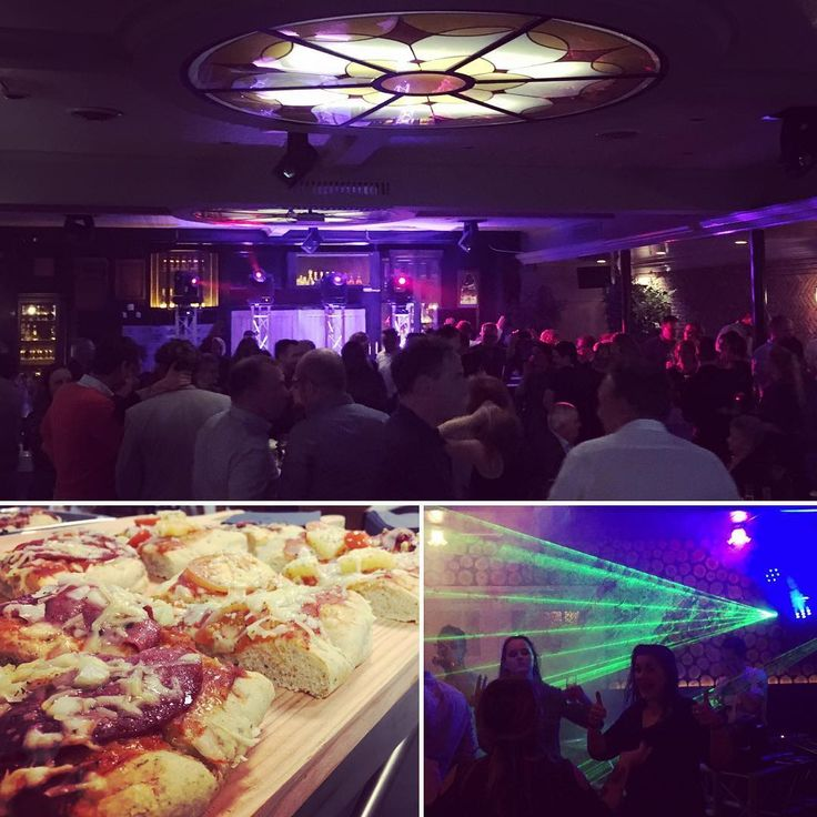 Vandaag weer top gezelligheid in zowel de grote als onze kleine zaal! #pierreenjozette #vangulik #drinkeetfeestbeleef