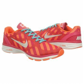 Nike Women's DUAL FUSION TR. This is one HOT pair of running shoes!