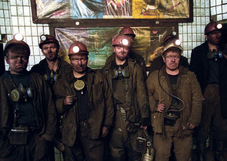 Украина: Минэнерго планирует до конца года погасить долги перед шахтерами