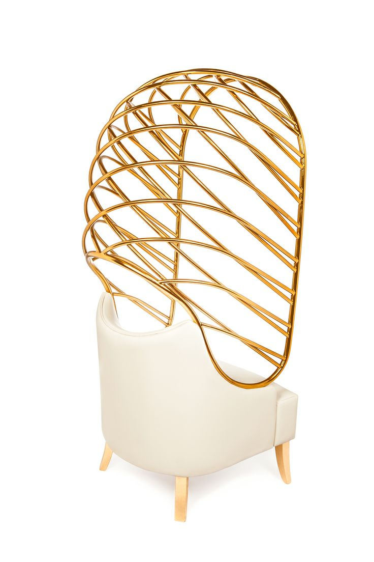 Limited edition armchair from MUNNA www.munnadesign.com