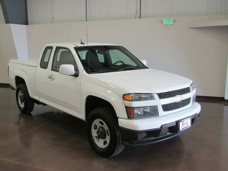 1 OWNER CARFAX CERTIFITED 2012 CHEVY COLORADO EXT CAB 4X4