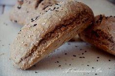 A Culinária e Eu ...: ** Pão de Espelta & Alfarroba **