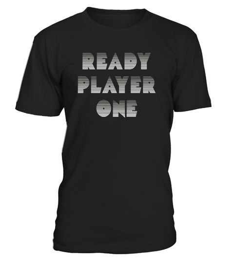 """# Ready Player One T-Shirt 