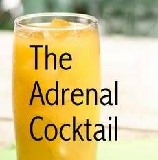 HAVE YOU HEARD OF THE ADRENAL COCKTAIL? It's a drink, originally developed by Larry Wilson, MD, that thyroid folks with proven low cortisol are drinking, and feeling good with!  REMEMBER: don't guess about your adrenals! Symptoms of high can be similar to symptoms of low.