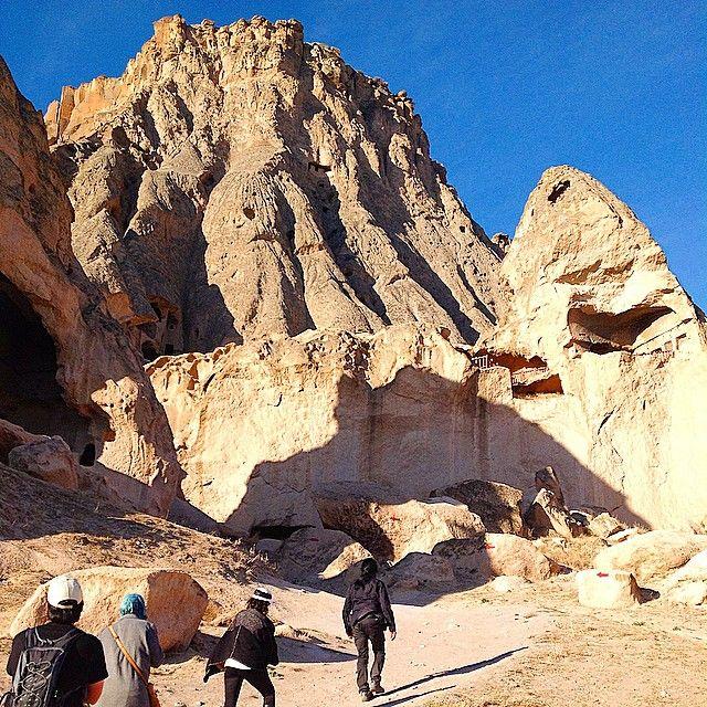 #Selime #museum #WHP #traveling #travel #turkey #tourism #travelblog #travelingram #cappadocia #Kapadokya #музей #моебольшоепутешествие #мечтысбываются #Турция #туризм #Каппадокия Чтобы облазить пещерные города и храмы приходится много ходить подниматься а потом спускаться. by rubarnett