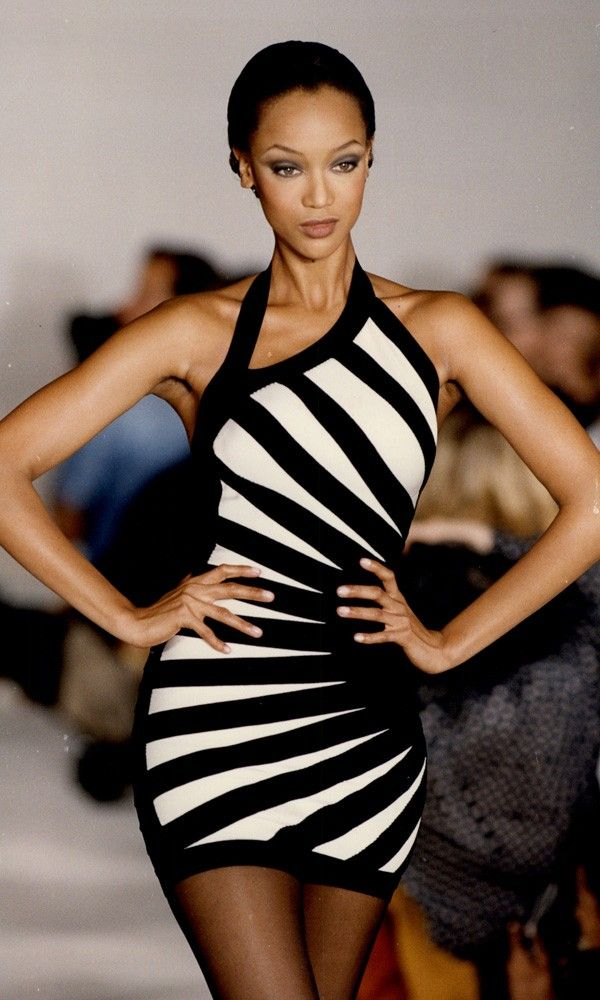 Tyra Banks. Beautiful Model and a great business woman