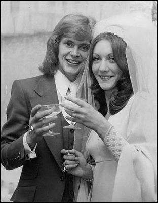 John Farnham Wedding