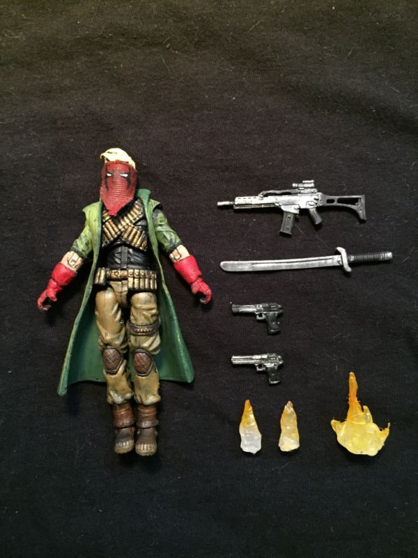 Grifter (G.I. Joe) Custom Action Figure