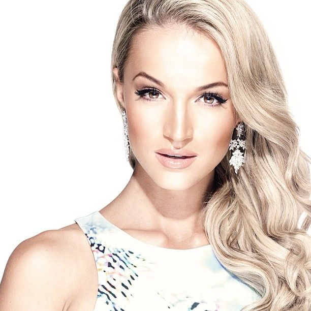Melinda Bam, the 2011 Miss South Africa