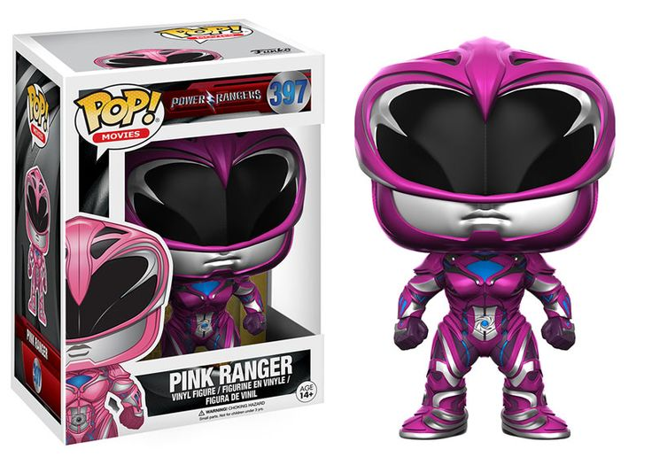 Power Rangers Movie Pops Available Soon! - POPVINYLS.COM