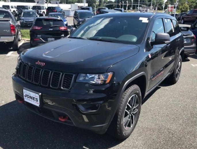 Capability Meets Confidence The New Jeep Grand Cherokee