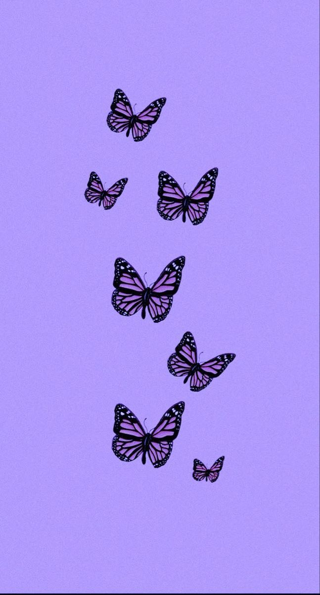 Iphone Wallpaper Vsco, Purple Wallpaper Iphone, Cartoon Wallpaper Iphone, Iphone Wallpaper Tumblr Aesthetic, Iphone Background Wallpaper, Pastel Wallpaper, Aesthetic Wallpapers, Wallpaper Quotes, Purple Butterfly Wallpaper
