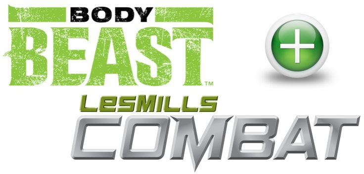 Love Body Beast? Love Les Mills COMBAT?  Try it together!    Interested? Let's connect! Email me with your goals and lifestyle at ginny.toll@gmail.com so you can start.