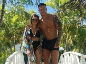 Love Island stars Olivia Buckland and Alex Bowen have jetted off to Barbados